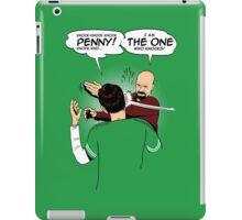 Knock Kno... iPad Case/Skin