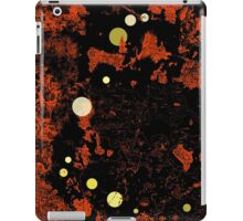 Carbonated Lava iPad Case/Skin