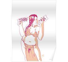 Eff your Standards! ft. Kaddie Kadaver Poster