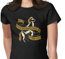 You're five thousand candles in the wind Womens Fitted T-Shirt