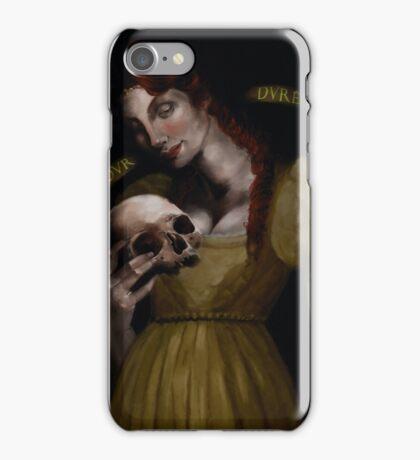 Amour Duré... Duré Amour iPhone Case/Skin