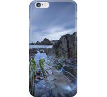 Prehistoric Peaks iPhone Case/Skin