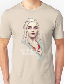Mother of Dragons | Red II T-Shirt