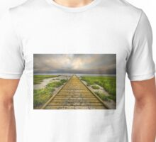 The Old Wood Jetty Unisex T-Shirt