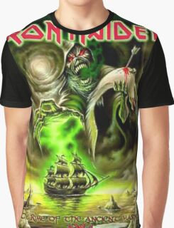 IRON MAIDEN 1984 Graphic T-Shirt