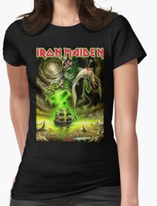 IRON MAIDEN 1984 Womens Fitted T-Shirt