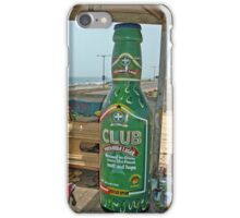 Fantasy Coffin from Ghana, Club Beer for dead drinker iPhone Case/Skin