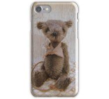 Handmade bears from Teddy Bear Orphans - Ratticus Rat iPhone Case/Skin
