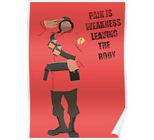 Team Fortress 2 - Soldier Poster