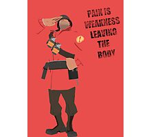 Team Fortress 2 - Soldier Photographic Print