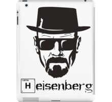 COOL MAN WITH GLASSES AND BEARD iPad Case/Skin