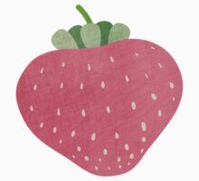 Strawberry Rain Kids Tee