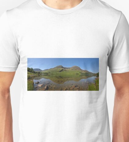 Butteremere lake district cumbria  Unisex T-Shirt