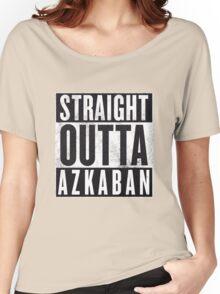 Straight Outta Azkaban Women's Relaxed Fit T-Shirt