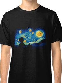 Starry Night  Classic T-Shirt