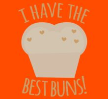 I have the BEST BUNS Kids Tee