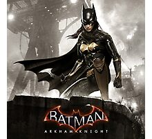 batgirl arkham knight Photographic Print