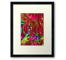 Music Festival Framed Print
