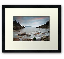 Blaskets Framed Print