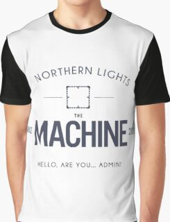 Person Of Interest - The Machine Graphic T-Shirt