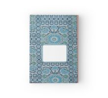 Little Blue Book with Label ~ Just for Fun (read artist notes) Hardcover Journal