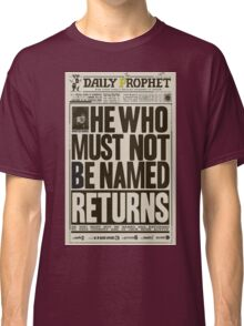 Daily Prophet Classic T-Shirt
