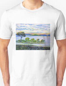 Wellington Point Mangroves Brisbane Queensland  T-Shirt