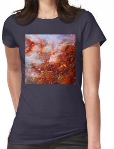 Star Dream Womens Fitted T-Shirt
