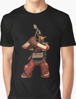 TF2 Demoman Graphic T-Shirt