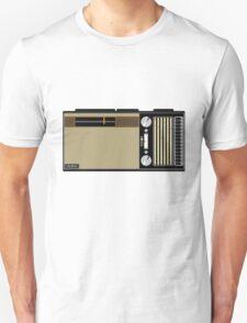 Pixel Radio 3 of 3 Unisex T-Shirt