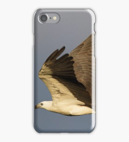 Dusk Low Level Cruising iPhone Case/Skin
