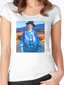 Billy the Kid Women's Fitted Scoop T-Shirt