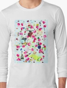 Rose Petal Shrapnel Part 2 Long Sleeve T-Shirt