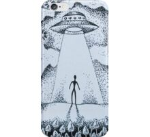 Beam Me Up iPhone Case/Skin