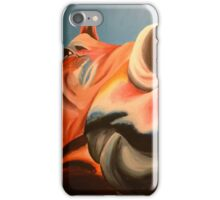 Nosey Norman iPhone Case/Skin