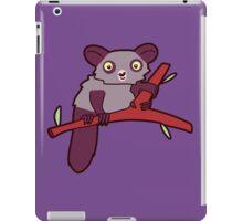 Aye Aye on Tree Branch iPad Case/Skin