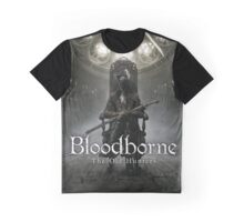 bloodborne the old hunters Graphic T-Shirt