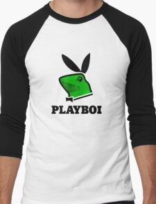 Dat Boi Playboi Men's Baseball ¾ T-Shirt