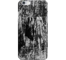 All I have are rags to wear #2 iPhone Case/Skin
