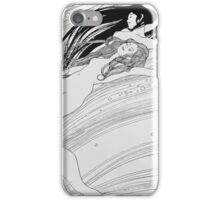Gustav Klimt - The Blood Of Fish -Klimt  iPhone Case/Skin