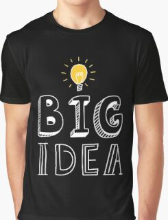 BIG IDEA Graphic T-Shirt