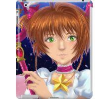 Sakura Card Captor Semi Realist iPad Case/Skin