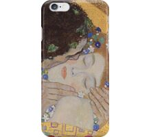 Gustav Klimt - The Kiss - Klimt - The Kiss iPhone Case/Skin