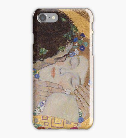 Gustav Klimt - The Kiss - Klimt - The Kiss iPhone Case/Skin