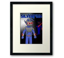 Silverfish Framed Print
