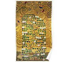 Gustav Klimt - Tree Of Life - Gustav Klimt  -Life - Tree Poster