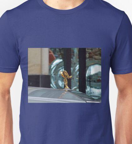 Roles Royce - The most famous British car Unisex T-Shirt