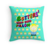 Butters very own pillow - South park Throw Pillow