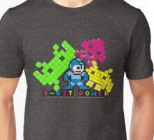 8 Bit Power  Unisex T-Shirt