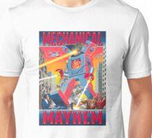 Mechanical Mayhem Unisex T-Shirt